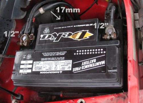 Windshield Replacement Cost >> Porsche 944 Battery Replacement