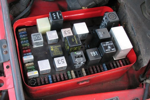 Porsche 944 Fuse Box - Wiring Diagram Features