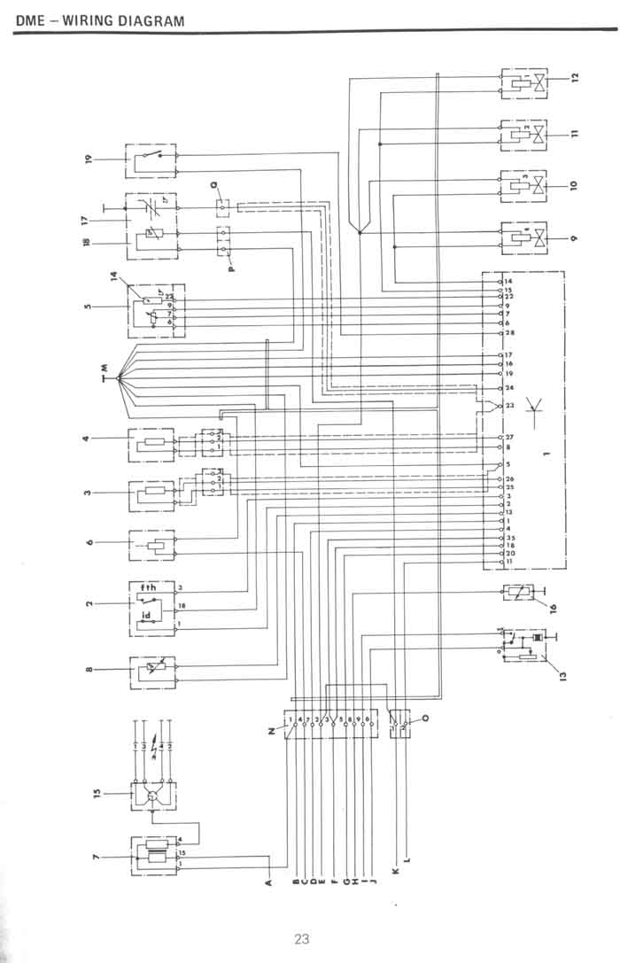 Dme Wiring Diagram - Wiring Diagram All